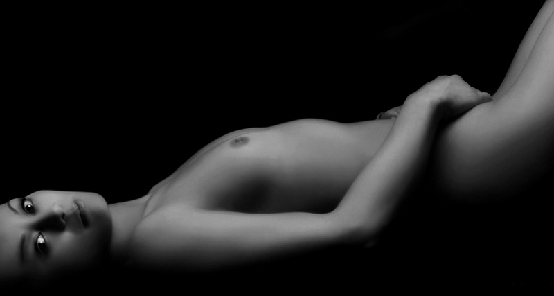 Photographic Female Nude Fine Art by Doug Heslep
