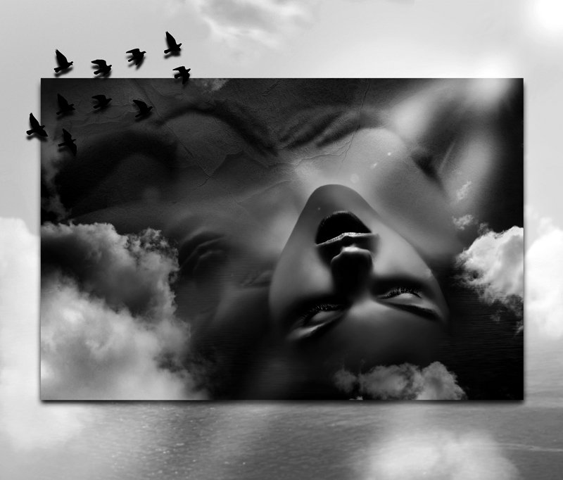 Surreal Composite Fine Art Photography by Doug Heslep