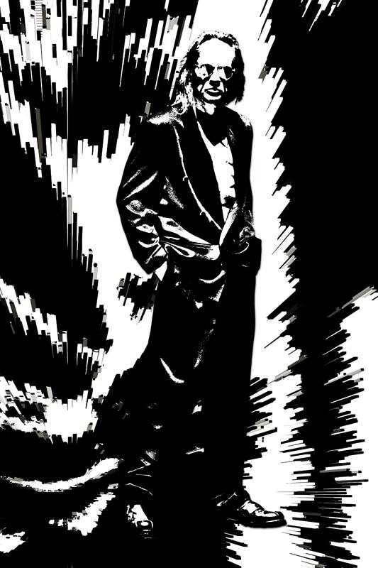 Rickey Medlocke of Lynyrd Skynyrd/Blackfoot
