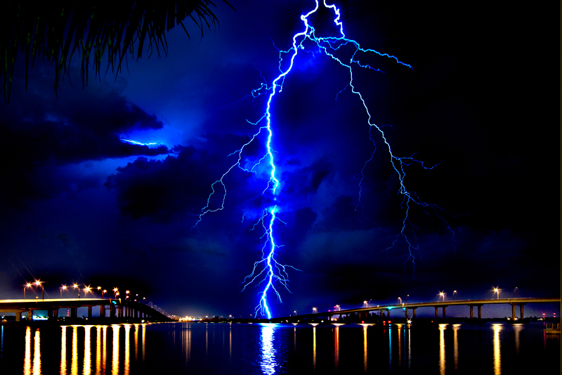 Scenic Landscape Lightning Photography Doug Heslep Photography