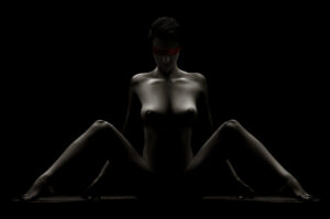 Photographic Female Nude Fine Art by Doug Heslep